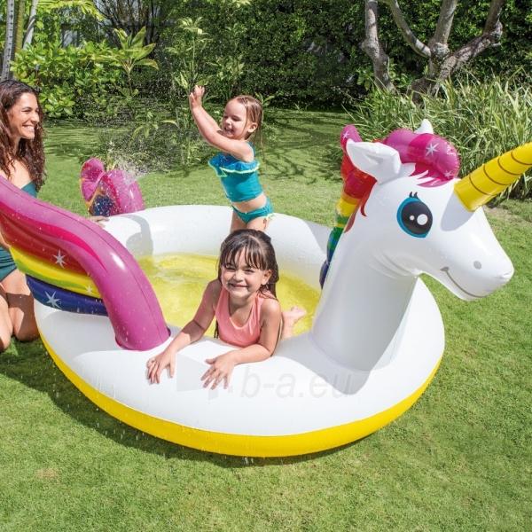 Pripučamas žaislas Intex Unicorn 57441NP Paveikslėlis 2 iš 4 310820153778