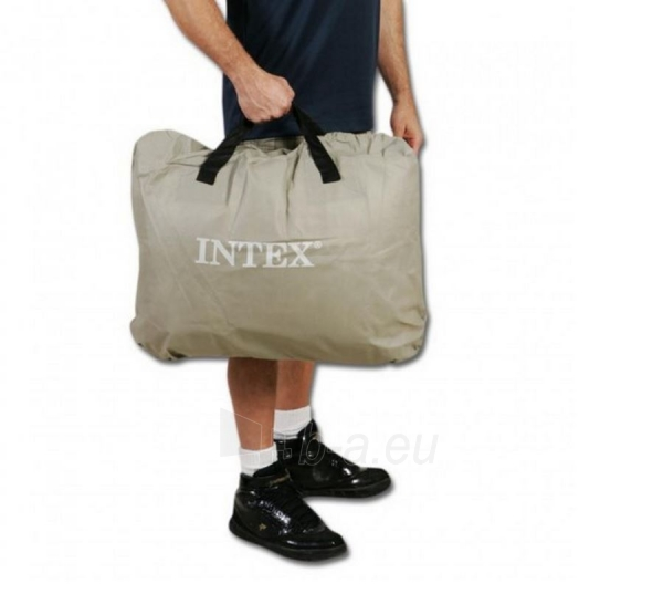 Pripučiama lova INTEX 66718 Rising Comfort, 152 x 203 x 56 cm Paveikslėlis 3 iš 4 310820037143