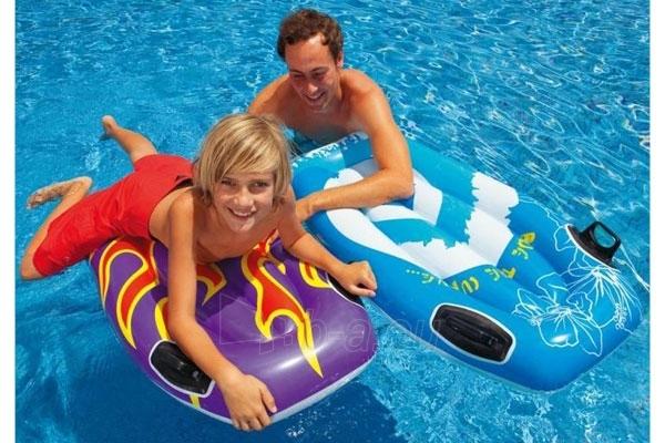 Pripučiama plaukimo lenta INTEX Joy Rider Paveikslėlis 3 iš 3 250593000002