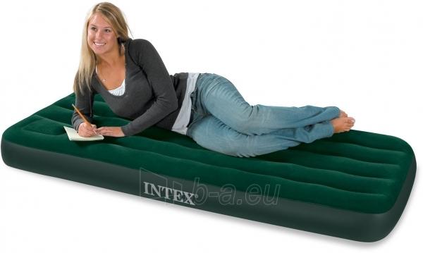Pripučiamas čiužinys miegui INTEX 193x76x22 cm Paveikslėlis 2 iš 2 250630900155