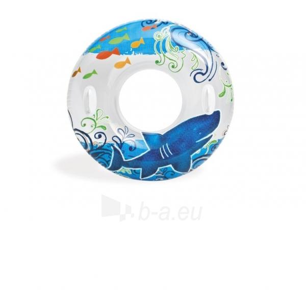 Pripučiamas plaukimo ratas INTEX 58263NP Paveikslėlis 4 iš 4 2505303000004