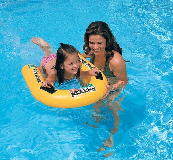 Pripučiamas vandens žaislas-plaustas INTEX 58167 Paveikslėlis 1 iš 2 2505303000012