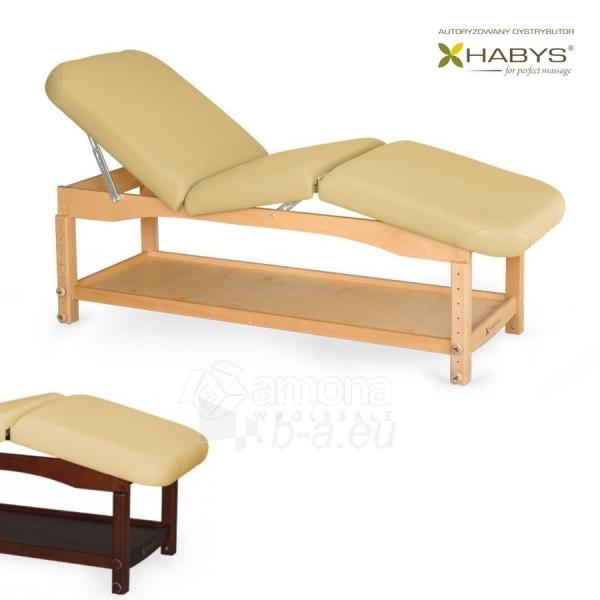 Procedūrinė lova HABYS Nova Komfort ST Beige Paveikslėlis 1 iš 1 310820200039