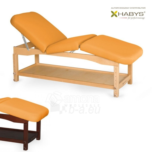Procedūrinė lova HABYS Nova Komfort ST Yellow Paveikslėlis 1 iš 1 310820200003