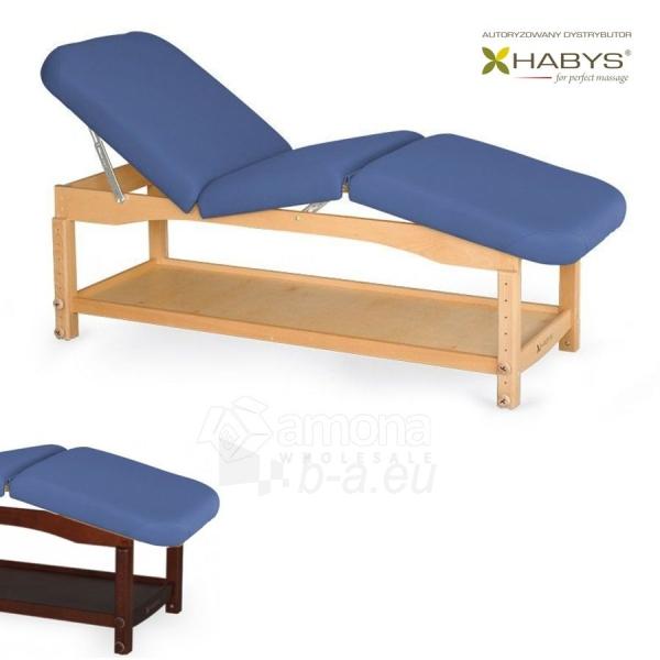 Procedūrinė lova HABYS Nova Komfort VF Navy Paveikslėlis 1 iš 1 310820200045