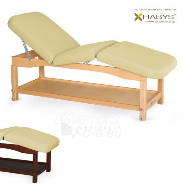 Procedūrinė lova HABYS Nova Komfort VF Yellow Sand Paveikslėlis 1 iš 1 310820200060