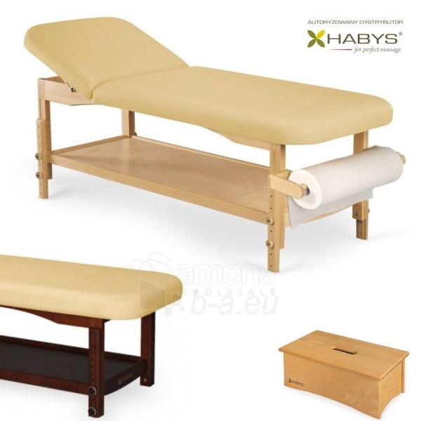 Procedūrinė lova HABYS Nova ST Beige Paveikslėlis 1 iš 1 310820200062