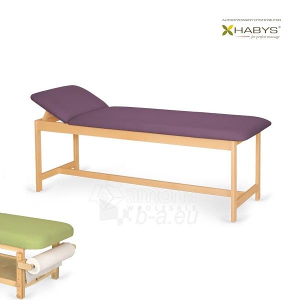 Procedūrinė lova Habys Primo ST Purple Paveikslėlis 1 iš 2 310820200058