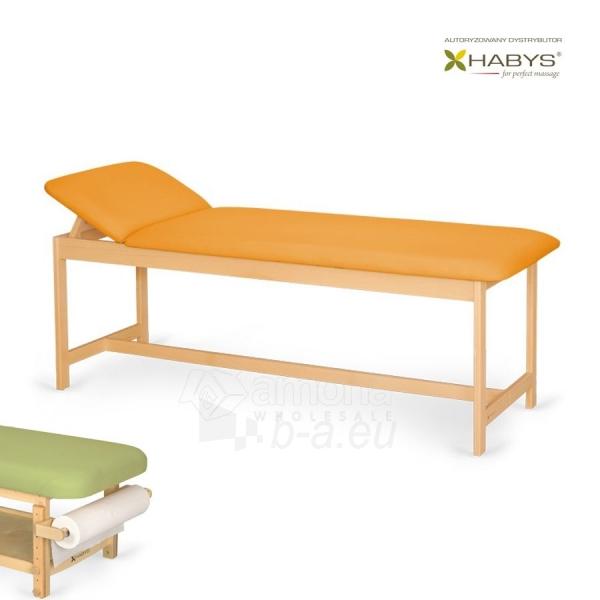 Procedūrinė lova Habys Primo ST Yellow Paveikslėlis 1 iš 2 310820200034
