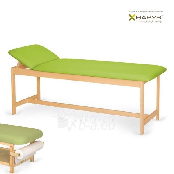 Procedūrinė lova Habys Primo WF Lime Paveikslėlis 1 iš 2 310820200006