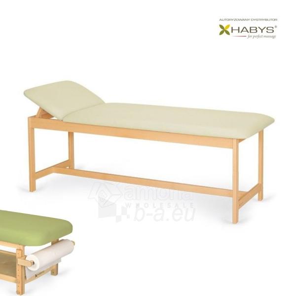 Procedūrinė lova Habys Primo WF Linen Paveikslėlis 1 iš 2 310820200040