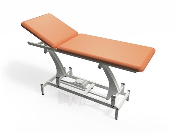 Elektrinė procedūrinė lova (2 dalių) TBE-2 Paveikslėlis 1 iš 2 310820058674