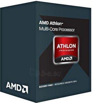 Procesorius AMD Athlon X4 860K, Quad Core, 3.70GHz, 4MB, FM2+, 28nm, 95W, BOX, BE Paveikslėlis 1 iš 1 310820015985