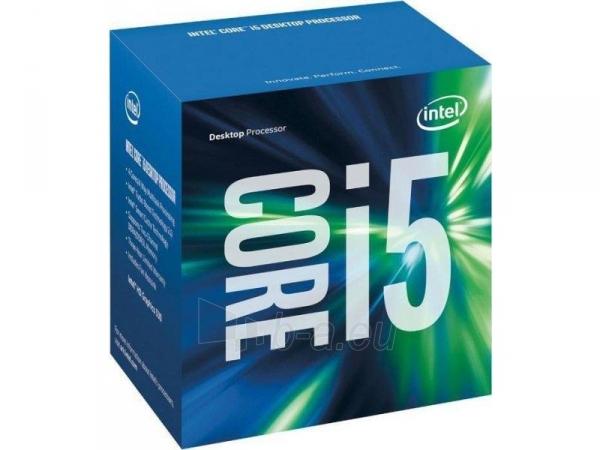 Procesorius Intel Core i5-6402P, Quad Core, 2.80GHz, 6MB, LGA1151, 14nm, 65W, VGA, BOX Paveikslėlis 1 iš 1 310820015967
