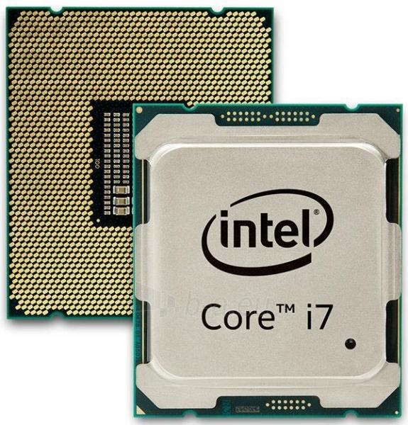 Procesorius Intel Core i7-6800K, Hexa Core, 3.40GHz, 15MB, LGA2011-V3, 14nm, TRAY Paveikslėlis 1 iš 1 310820023500