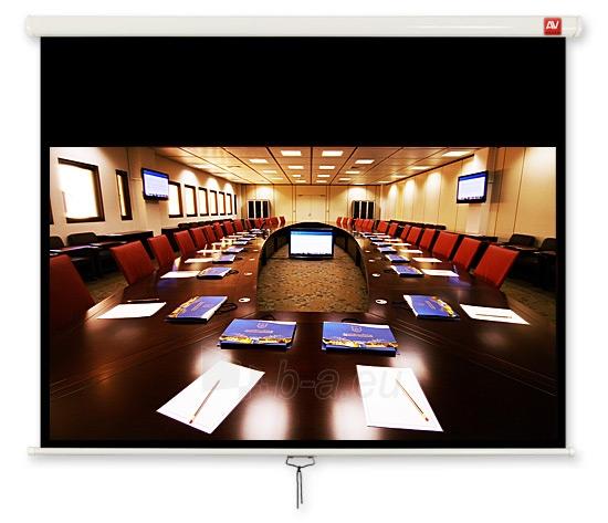 Projekcinis ekranas Avtek Business 240 (16:10) Matt White, sieninis Paveikslėlis 1 iš 1 250224001199