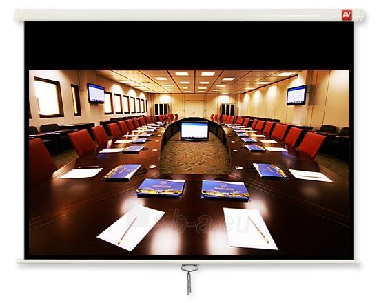 Projekcinis ekranas Avtek Business 280 (16:10) Matt White, sieninis Paveikslėlis 2 iš 2 310820011836