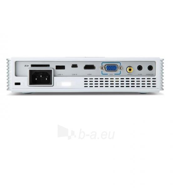 Projector Acer K335 WXGA White Paveikslėlis 2 iš 2 250224000747