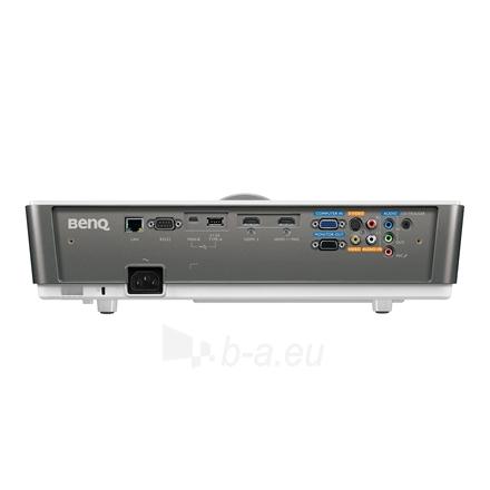 Projektorius Benq Business Series MH760 Full HD (1920x1080), 5000 ANSI lumens, 3.000:1, White Paveikslėlis 4 iš 4 310820099272