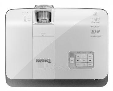 Projector BenQ W1400 White-Black Paveikslėlis 1 iš 3 250224000687