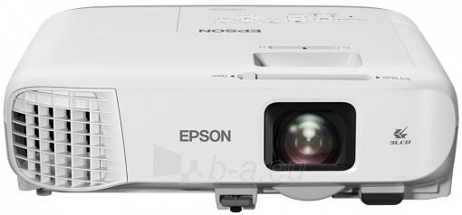 Projektorius EPSON EB-980W projector Paveikslėlis 1 iš 1 310820218951