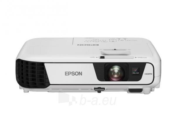 EPSON EB-S31 projector Paveikslėlis 1 iš 1 310820004818