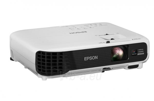 EPSON EB-U04 projector Paveikslėlis 1 iš 1 310820004780