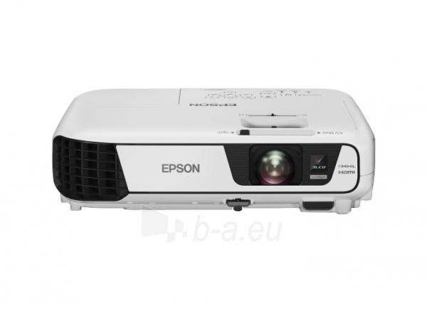 EPSON EB-W32 3LCD projector Paveikslėlis 1 iš 1 310820004783