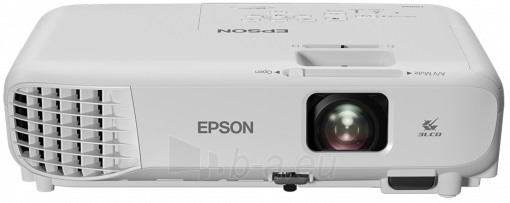 Projektorius EPSON EB-X05 XGA Projector Paveikslėlis 1 iš 1 310820218940