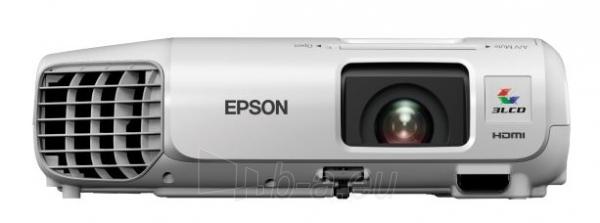 EPSON EB-X27 projector Paveikslėlis 1 iš 1 250224001185