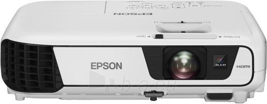 EPSON EB-X31 projector Paveikslėlis 1 iš 1 310820004819