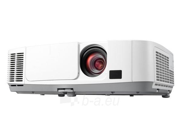 Projektorius NEC P451W Paveikslėlis 1 iš 1 250224000476