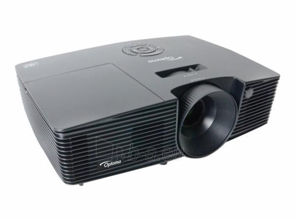 OPTOMA W310 WXGA DLP Projektor (P) Paveikslėlis 1 iš 3 310820004865