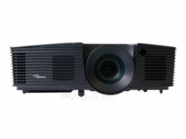 OPTOMA W310 WXGA DLP Projektor (P) Paveikslėlis 3 iš 3 310820004865