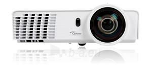 Projector Optoma X305ST (DLP, 3000 ANSI, XGA, 18000:1, Full 3D) Paveikslėlis 1 iš 1 250224001125