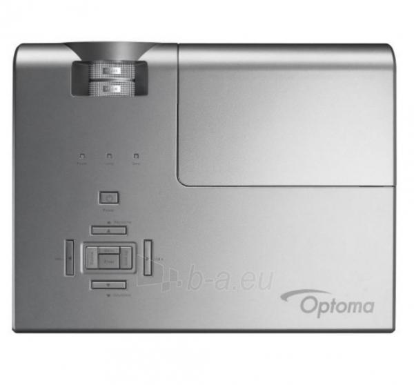 Projector Optoma X600 Paveikslėlis 2 iš 3 250224000685