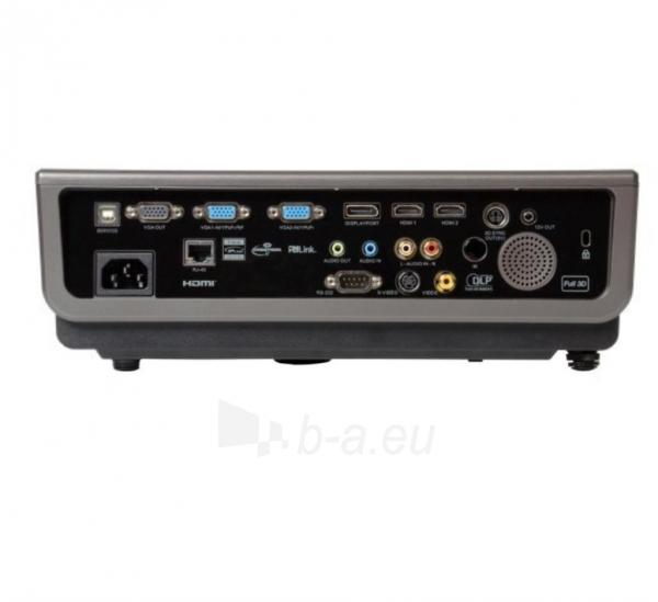 Projector Optoma X600 Paveikslėlis 3 iš 3 250224000685