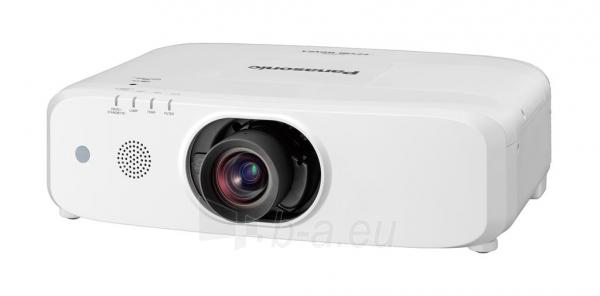 Projector Panasonic PT-EZ590LEJ Paveikslėlis 1 iš 1 310820161355