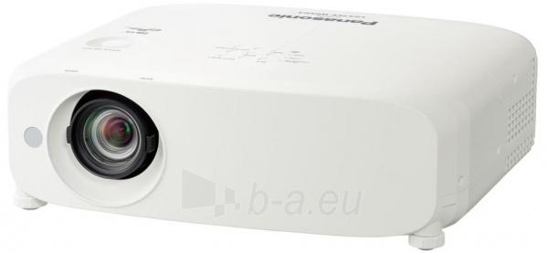 Projektorius Panasonic PT-VX605NEJ (5500 ANSI, XGA, 10,000:1) Paveikslėlis 1 iš 2 250224001079
