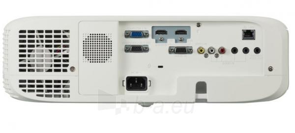 Projektorius Panasonic PT-VX605NEJ (5500 ANSI, XGA, 10,000:1) Paveikslėlis 2 iš 2 250224001079