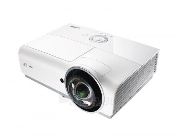 Projector Vivitek DX881ST (DLP, XGA, 3300 ANSI, 15000:1, 3D Ready, HDMI) Paveikslėlis 1 iš 4 250224001096