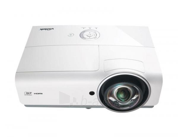 Projector Vivitek DX881ST (DLP, XGA, 3300 ANSI, 15000:1, 3D Ready, HDMI) Paveikslėlis 2 iš 4 250224001096