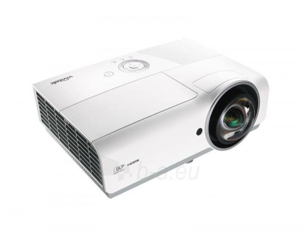 Projector Vivitek DX881ST (DLP, XGA, 3300 ANSI, 15000:1, 3D Ready, HDMI) Paveikslėlis 3 iš 4 250224001096