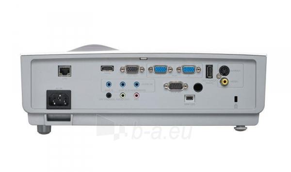 Projector Vivitek DX881ST (DLP, XGA, 3300 ANSI, 15000:1, 3D Ready, HDMI) Paveikslėlis 4 iš 4 250224001096