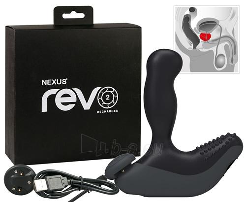 Prostatos masažuoklis Nexus Revo 2 Paveikslėlis 1 iš 1 310820022309