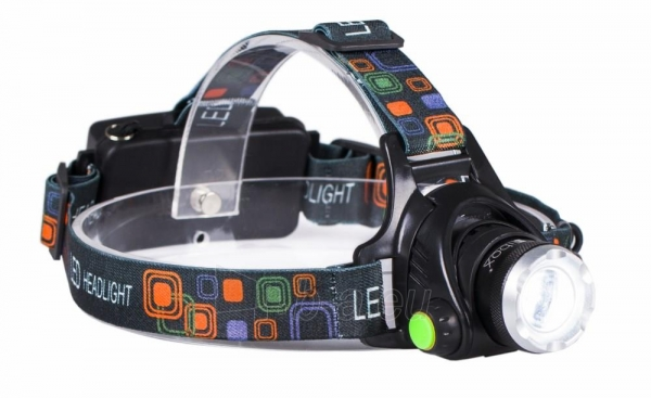 Prožektorius ant galvos Head Torch LED LB0107 Libox Paveikslėlis 1 iš 1 310820151606