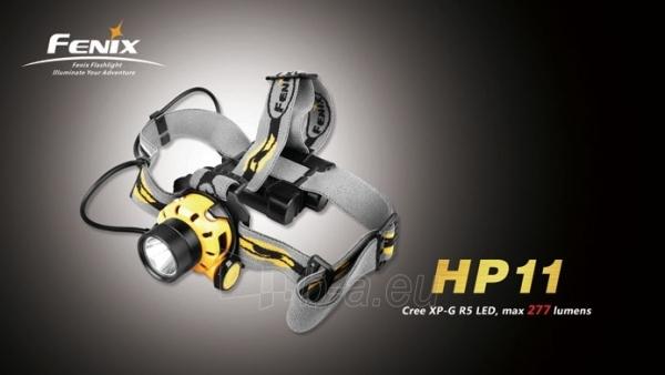 Prožektorius Fenix HP11 R5 Paveikslėlis 1 iš 1 224140000053