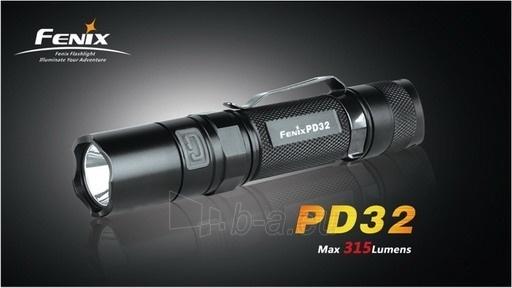 Prožektorius Fenix PD32 R5 Paveikslėlis 1 iš 1 224140000082