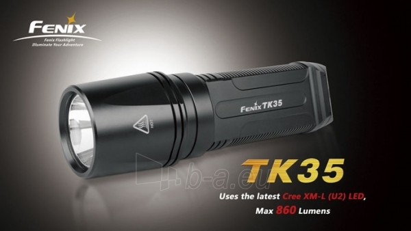 Prožektorius Fenix TK35 XM-L Paveikslėlis 1 iš 1 224140000088