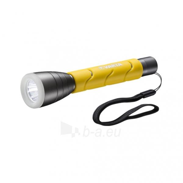 Prožektorius Flashlight LED OUTDOOR SPORTS (+2xAA) 235lm VARTA Paveikslėlis 2 iš 5 310820098087